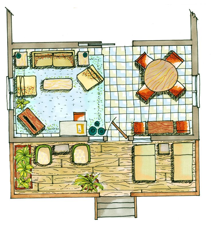 17 best images about floor plans on pinterest stars for How to draw architectural plans by hand