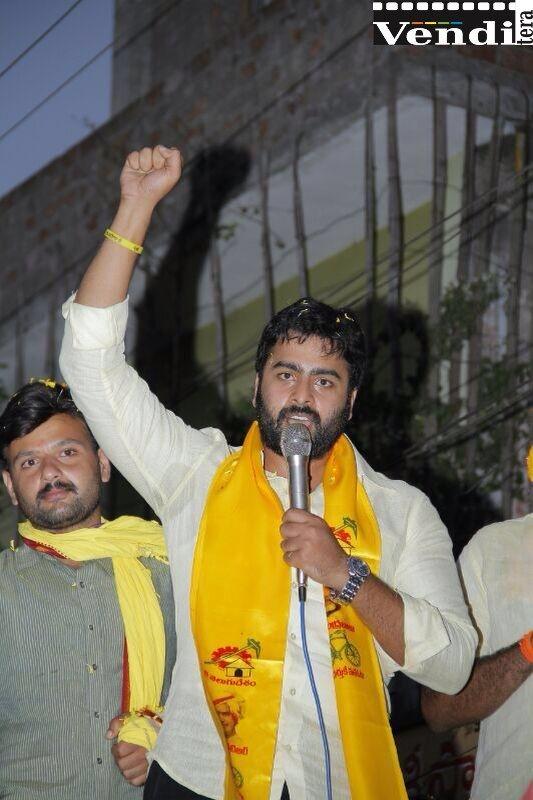 Telugu Hero Nara Rohit Political Entry  - http://venditera.in/news/telugu-hero-nara-rohit-political-entry/ -  #Nara_Rohit