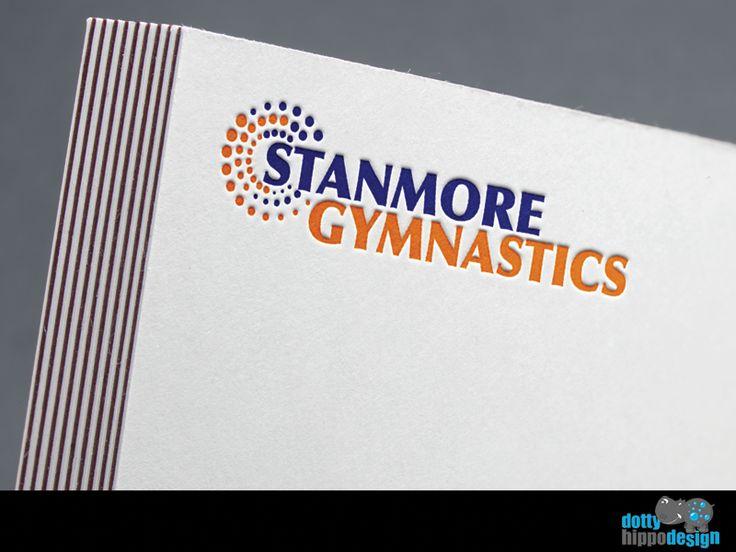 Logo design for Stanmore Gymnastics