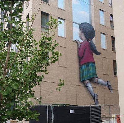 A Jurubeba Cultural:       ● A Arte... e a rua. (Criação:  Seth Globepainter. Cidade de Jersey. Nova Jersey, EUA).