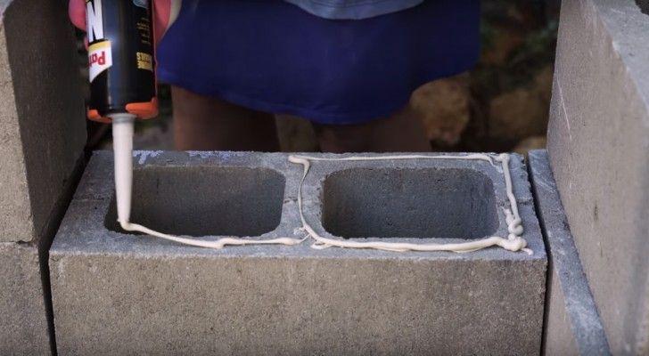 A maioria de vocês vai pensar que blocos de cimento no jardim sejam feios e principalmente inúteis. Veja este vídeo que te ensina a utilizar os blocos de cimento que sobraram de alguma obra. Decorando…