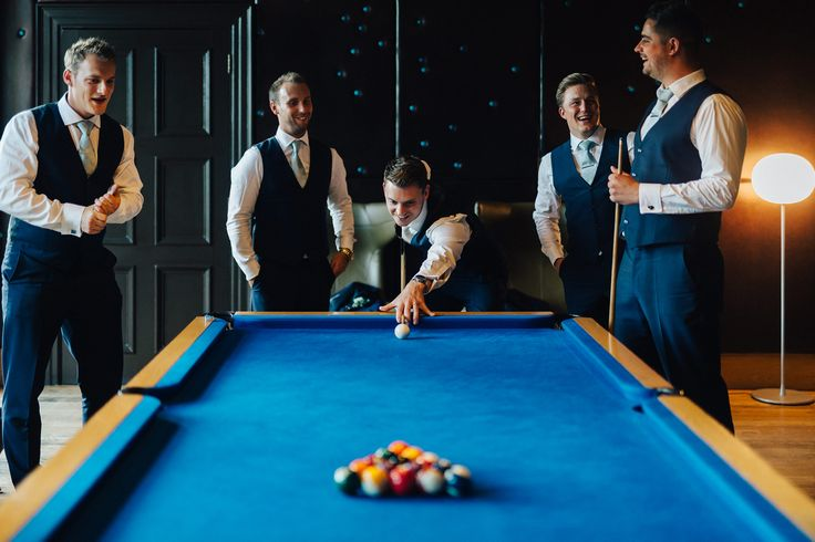 Boys will be boys..! Wedding season at Cowley has begun! #wedding #countryhouse #Cotswolds #groom #weddinginspiration #cheltenham
