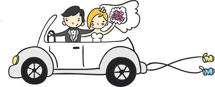 Desenho de noivinhos para convite | Bendito Papel