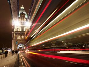 Tower Bridge Photo: Nicholas Goodden