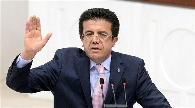 Ekonomi Bakanı Nihat Zeybekci: 'Ben OHAL İstemiyorum Kardeşim'