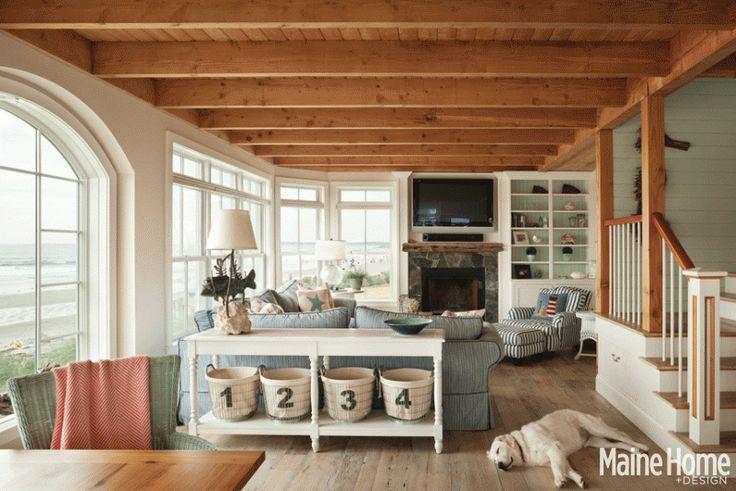 Coastal Living Beach House Happy The Joy of Living by the