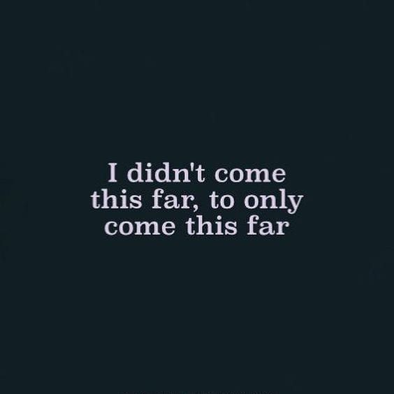 Im Not Giving Up Quotes: Best 25+ Not Giving Up Ideas On Pinterest