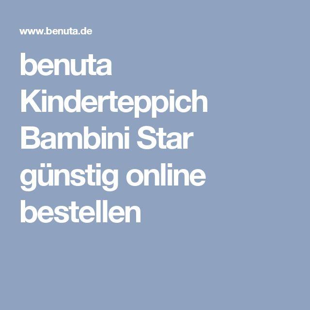 benuta Kinderteppich Bambini Star günstig online bestellen