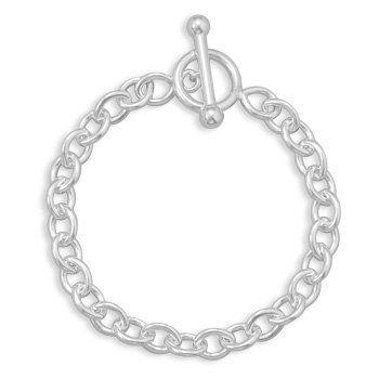 """7.5"""" Link Toggle Bracelet MMAIntl. $121.11"""