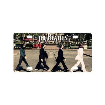 Angelinana Custom The Beatles Metal License Plate for Car 12 Inch X 6 Inch Material: metal, made from aluminum for durability and strength Size: 12 * 6 Inch The plate is a great souvenir decorator piece https://automotive.boutiquecloset.com/product/angelinana-custom-the-beatles-metal-license-plate-for-car-12-inch-x-6-inch/