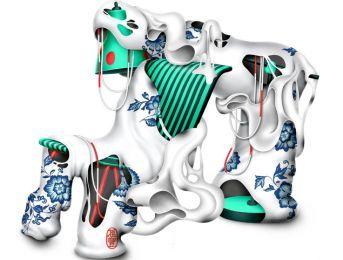 Particularmente, muchos de los ejemplos deVille Savimaa me recuerdan a los mundos circenses, con personajes especiales, un tanto extraños, con innumerables motivos coloridos protagonizados por personajes animales y humanos. Puede que nos resulte familiar el conjunto de estilos ya que conservan ciertas reminiscencias al estilo de Dalí.   Confluencia de formas vivas en un mismo personaje, parte animal parte ser humano. El estilo deVille Savimaa nos traslada a situaciones que escapan a n