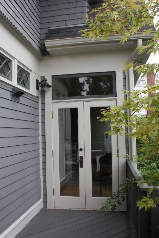 Small Sliding Glass Door Patio