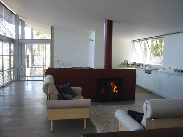 This is from Glenn Murcutt's Simpson-Lee house. The clean lines and serenity created are awe-inspiring.