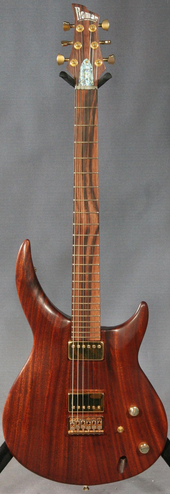 Roman Kantana Guitars