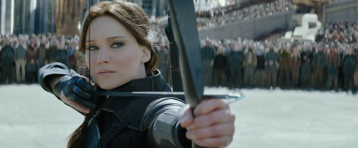 Mockingjay – Part 2 shoots to the top of the box office but is below target