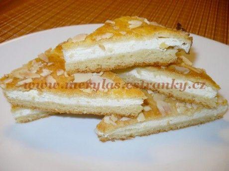 Vaření s Merylas - Fotoalbum - Dia - dia tvarohový koláč z bramborového těsta