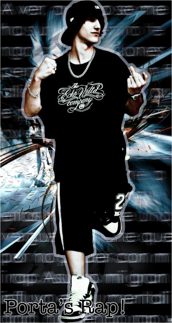 Porta Rap by Mrs-DarkDonado.deviantart.com on @deviantART