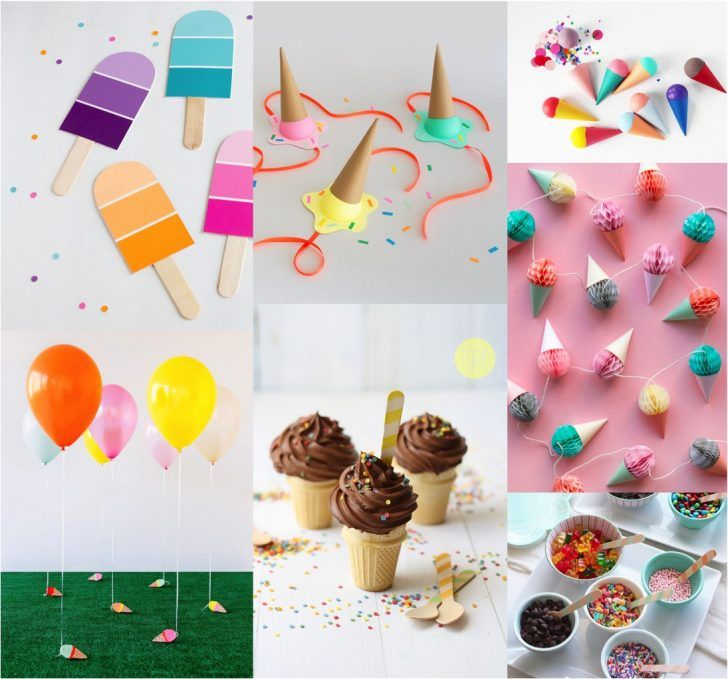 If you've ever wanted to throw an ice-cream themed party, we've got everything you need. Lets face it – which kid wouldn't be absolutely delighted with an ice-cream party? I think most adults would love one too. We've still got a bit of summer left, so why not make the most of it and try …