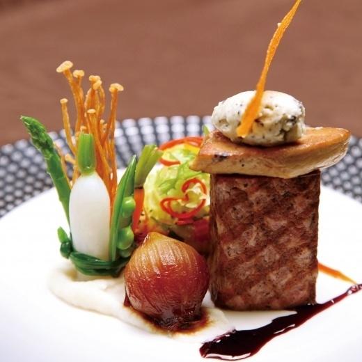 Wedding Cuisine at Hotel Yokohama Garden