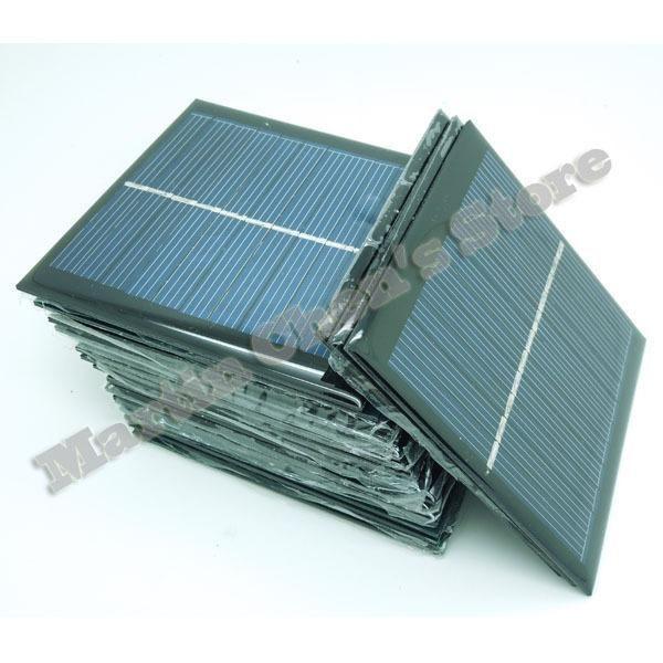 Free shipping 10pcs/lot 5.5V 140mA 0.77W mini small solar panels power 3.6v battery charge solar led light solar cell-10001038