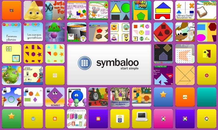 Symbaloo GeomèTric