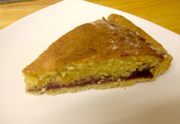 Bakewell tart | Food - bring on the deliciousness! | Pinterest