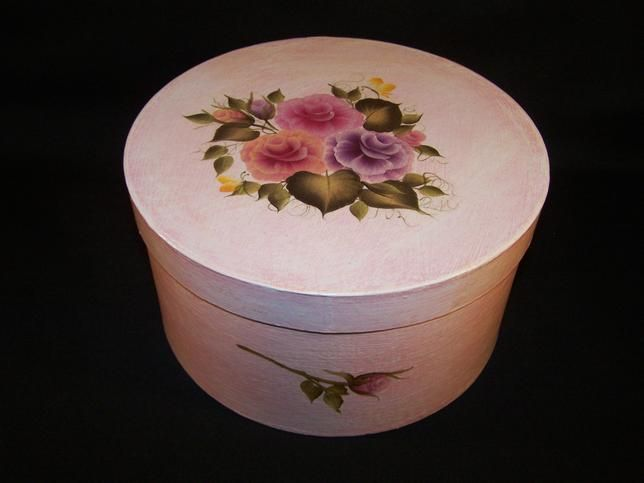 Vintage Hat Boxes By The Vintage Hat Box