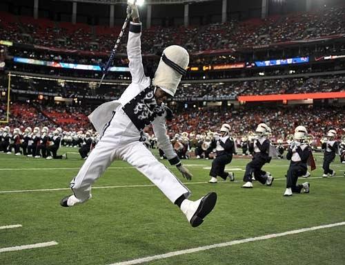 Drum Major Tennessee State University The Aristocrat