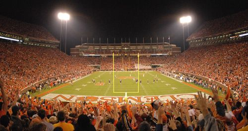 Memorial Stadium - Death Valley - Clemson Tigers Official Athletics Site