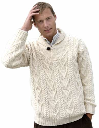 Mens Shawl Collar Sweater Knitting Pattern : 129 best images about Mens Sweaters on Pinterest Sweater patterns, Rav...