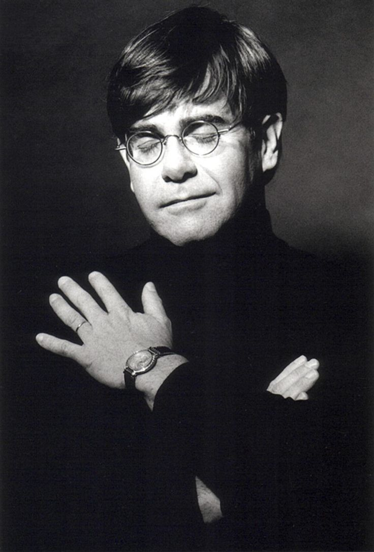 Elton John, one of the best.  Such a great voice and great song writer.
