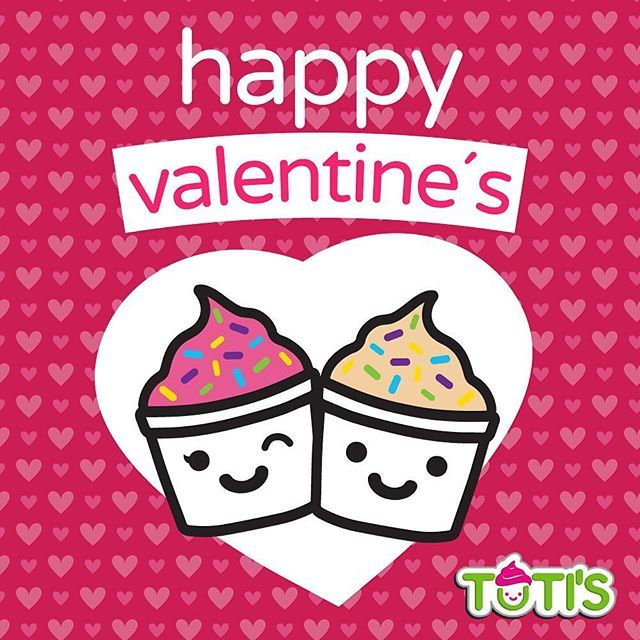 ❤️❤️❤️¡Happy Valentine's Day!❤️❤️❤️Ven a Tuti's con tus seres queridos a compartir y disfrutar de nuestros sabores y toppings de temporada. ❤️🤗🍦 😋 #tutishn #tutis #froyo #healthy #instafood #love #happy #cute #fun #friends #yogurt #fruit #healthyfood #healthylifestyle #sweet #dessert #foodstagram #lifestyle #happiness #snack #happy #love #february #februarylove #friendstime #sharetime