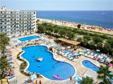 Golden Taurus Park Hotel. 2005 & 2008. Perfect for a young family!