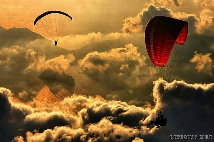 #Hobby #Hobbies #Paragliding