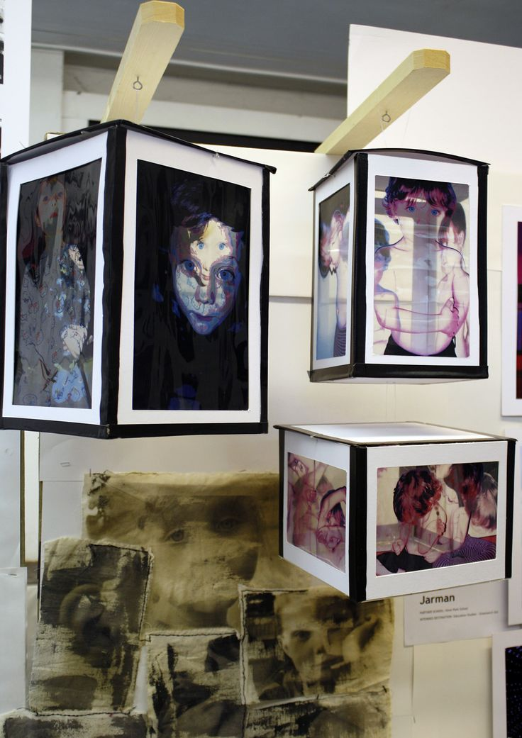 From the 2013 Varndean College A2 summer show