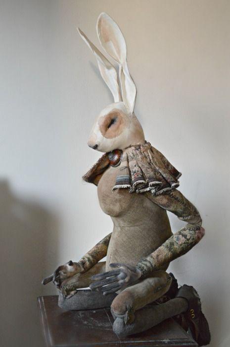 Hares for Winter…..Mister Finchhttp://www.mister-finch.com/