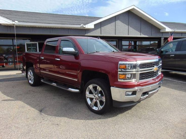 FOR SALE: 2014 Chevy Silverado 1500 #350617    www.boondoxmi.com