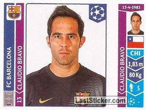 Claudio Bravo (FC Barcelona)