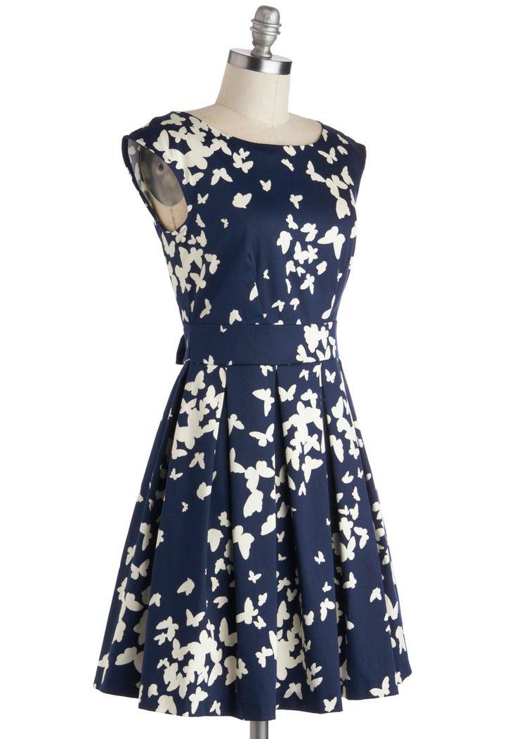 Fluttering Romance Dress | Mod Retro Vintage Dresses | ModCloth.com