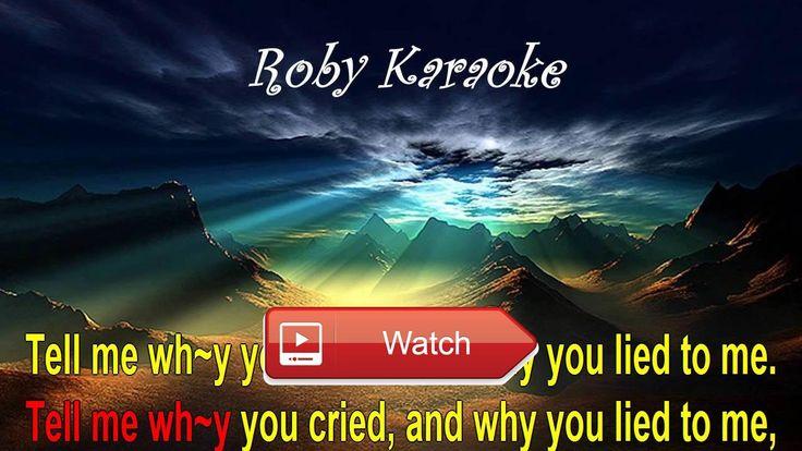 karaoke Beatles Tell Me Why You Cry  Versione karaoke personalizzata di una canzone conosciuta Sbizzarritevi a cantarla e lasciate un commento