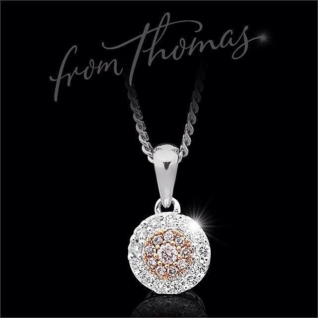 Congrats to Jo Kennedy, winner of a stunning pink diamond pendant for Mother's Day. Visit our Facebook page for more competitions and your chance to win some sparkle - www.facebook.com.au/thomasjewellers.com.au