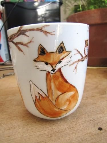 N Fox Pottery 368 best images about ...