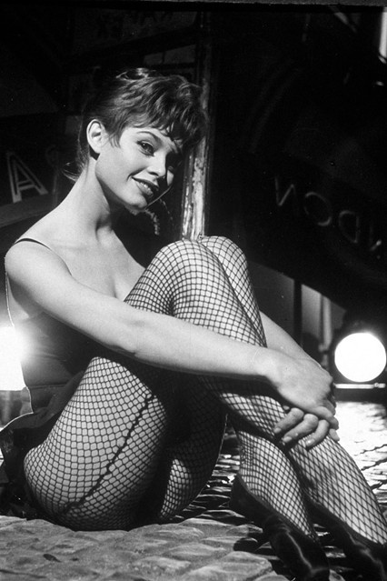 Touching bridgette stripper shoes sorry