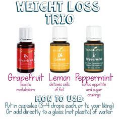 My Essential Oils & Weight Loss Experiment
