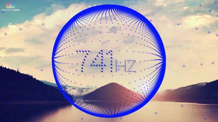 Solfeggio 741 Hz ◈ Awaken Intuition ◈ Helps in Toxin Release | Pure Mira...