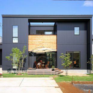 【空を切りとり室内へ光を届ける家】土浦市   建築家とつくる家「R+house」