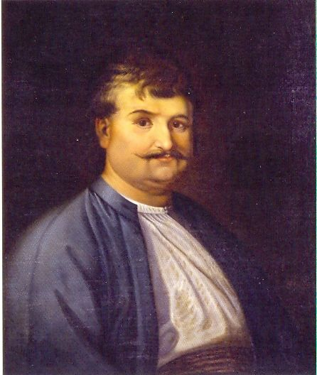 Rigas Feraios or Rigas Velestinlis (1757 – June 24, 1798) was a Greek writer, political thinker and revolutionary, active in the Modern Greek Enlightenment, remembered as a Greek national hero, a victim of the Balkan uprising against the Ottoman Empire and a forerunner of the Greek War of Independence.