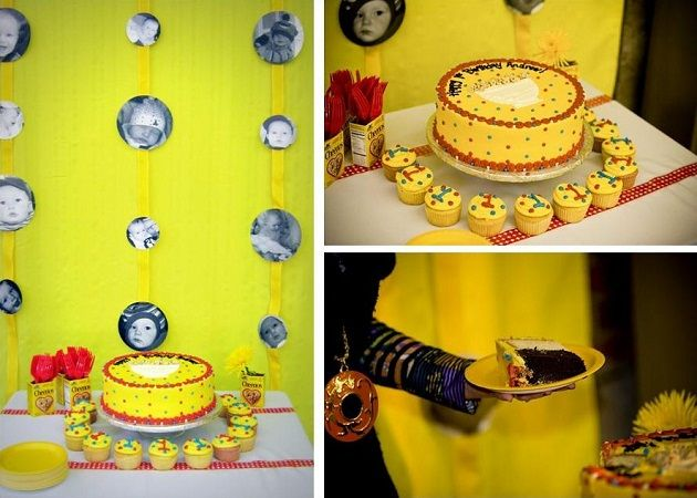 Cheerios Theme 1st Birthday Guest Feature