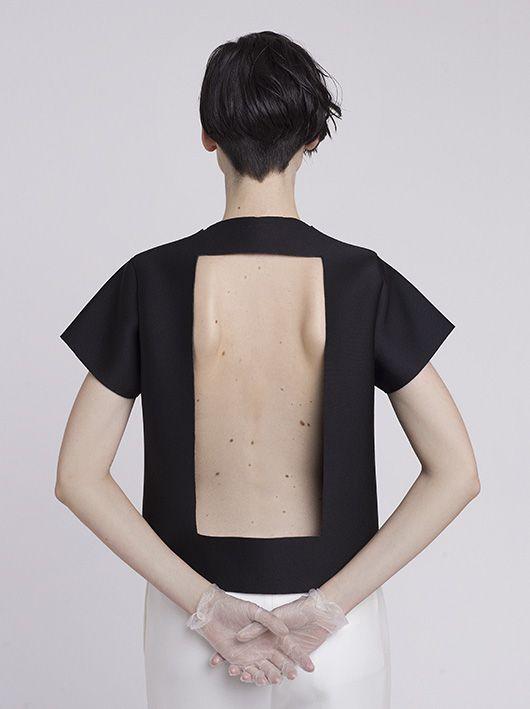 Sicky magazine | Photo Laura Barcia | Art Direction Georgina Santiago | Model Silvia Arenas at Uniko Mode...