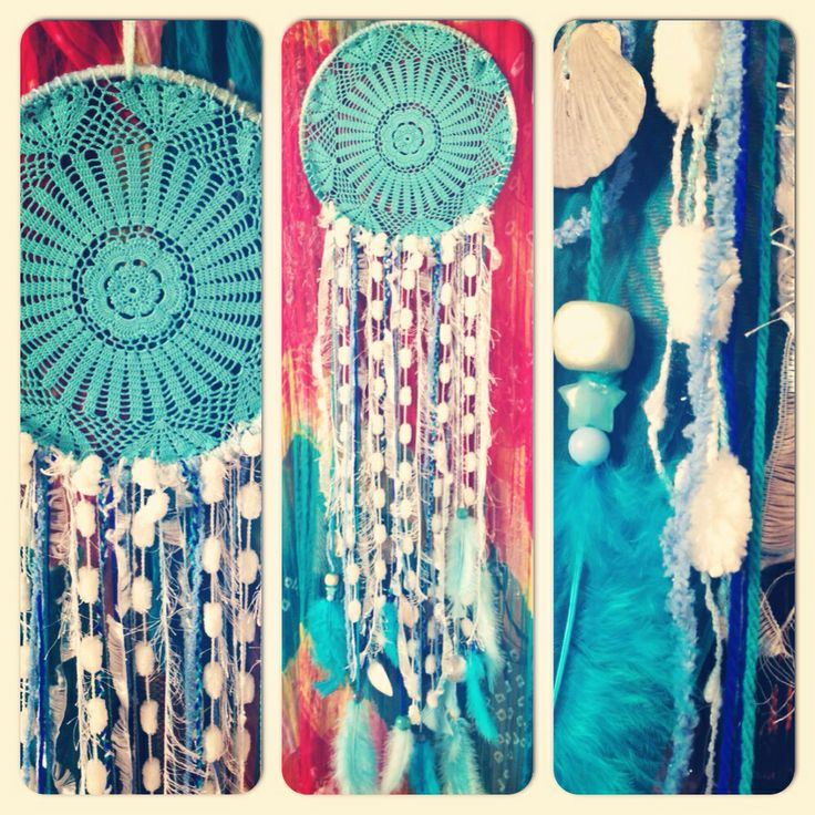 #dreamcatcher #doily #doilies #vintage #diy #craft